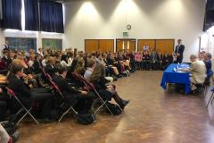 Students host election debate whilst public hustings will take place tomorrow