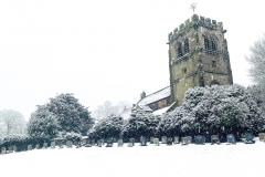 Reader's Photos: Nether Alderley in the recent snow