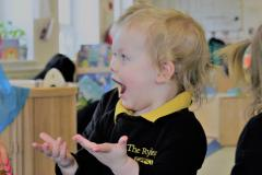 Early Years Practitioner roles at the 'OUTSTANDING' Ryleys Nursery