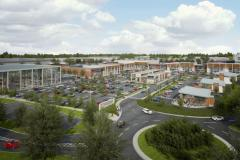 Shopping centre owners object to plans for new Handforth retail park
