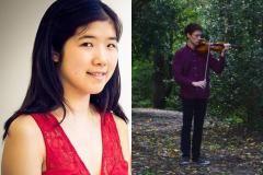 Two talented musicians to perform lunchtime concert