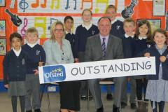 Alderley Edge Community Primary rated outstanding by Ofsted