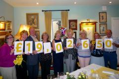 Marie Curie fundraisers celebrate 2nd birthday
