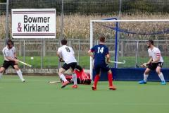 Hockey: Both first teams lose to league leaders