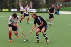 Hockey: Edge lose out to league leaders