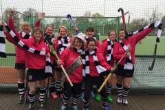 Alderley Edge Hockey - Inspired by Gold!