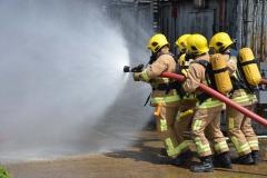 Firefighters set to foam up for charity car wash