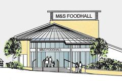 M&S reveal plans for new food hall in Alderley Edge