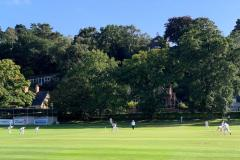 Cricket: Fluck hundred closes Alderley's season with a win