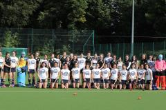 Hockey Club plays host to girls from Argentina