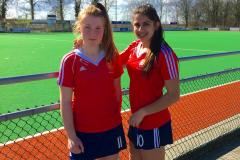 Hockey: Two girls selected to represent England U16s again this summer