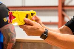 £100K funding for Tasers