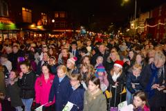 Cuts made to save Christmas lights switch on