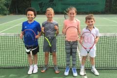 Another tennis triumph for Alderley Edge youngsters