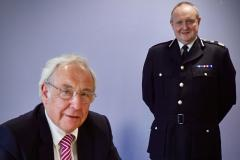 John Dwyer started in role as Cheshire's Police and Crime Commissioner