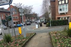 Footpath improvements for Macclesfield Road