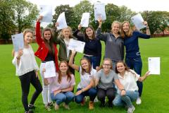 Withington celebrates outstanding GCSE results