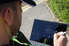 Tablets for 1,675 police officers in £3.4m roll out