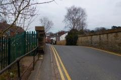 One-way system proposed for Chorley Hall Lane