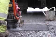 Increase in number of teams tackling potholes