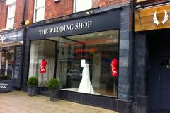 Wedding Shop closes after 20 years