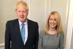 MP says Boris will deliver for the North