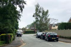 New parking restrictions coming to Redesmere Drive and Meadow Brow