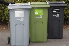 Cheshire East household recycling rate falls 1.5%
