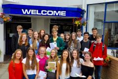 Wilmslow High celebrates strong performance in new 9-1 grade GCSEs