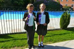 Huw wins Gold at National Swimming Championships
