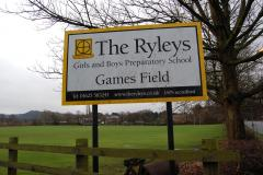 Astroturf pitch planned for Cricket Club and Ryleys