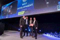 PH Homes win another award - this time for prestigious Alderley Park