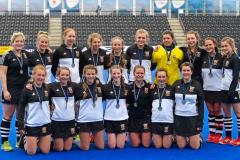 Hockey: Edge ladies pipped to the post in a thrilling final