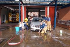 Firefighters to make a splash with charity car wash