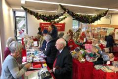Christmas card shop pops-up again - where every penny goes to good causes
