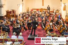 Alderley Edge Symphony Orchestra is born