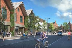 Plans for development of new Garden Village in Handforth submitted