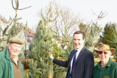 George Osborne's Christmas message for alderleyedge.com readers