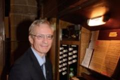 Local organist to perform lunchtime concert