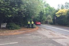 Police clamp down on speeding drivers
