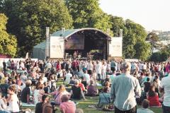 Pub in the Park: Cracking music, lush vibes