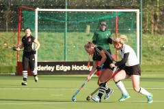 Hockey: Women Edged out
