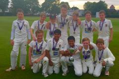 Cricket: U13's win Cheshire Cup
