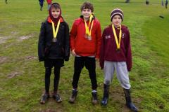 James wins silver in Cheshire cross country championships