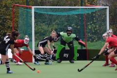 Hockey: Edge end Pendle's undefeated streak
