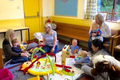 New group for parents, babies and toddlers