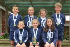 Alderley netball team crowned Cheshire champions