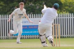 Cricket: Alderley batters flourish in the sunshine