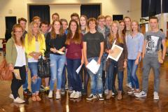 A-levels: Exam success at Wilmslow High