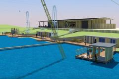 Application for new watersports and activity park submitted